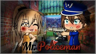 Mr. Policeman | Gacha Life Mini Movie | GLMM | Part 2