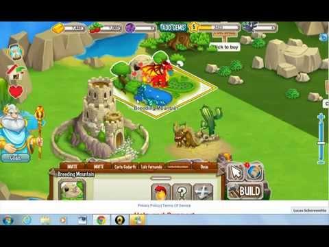 Jogos Online - Dragon City 2