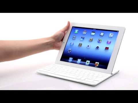 Logitech® Ultrathin Keyboard Cover - White Edition