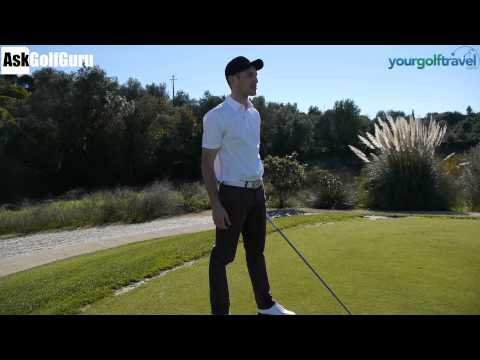 Portugal Faldo Golf Course Mark Crossfield Part 2