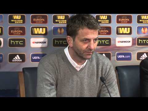 Tim Sherwood: Benfica coach Jesus lacks class