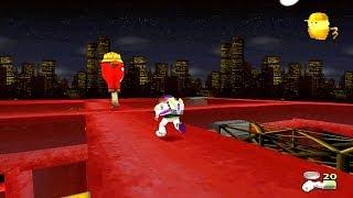 Toy Story 2 Walkthrough Level 4: Construction Yard 2/2
