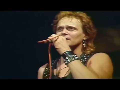 Bikini koncert 1988 KEK