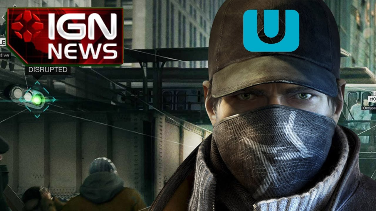 Watch Dogs Ign Wii U