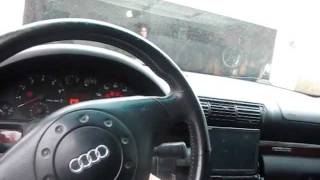 97 Audi A4 2.8Q Engine misfire problem. How do I fix???