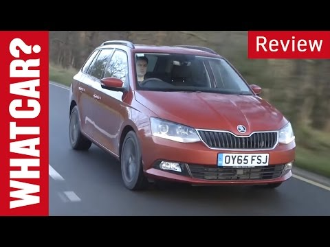 Skoda Fabia Estate review - What Car?