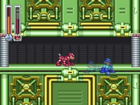 TAS HD: Mega Man & Bass (SNES)