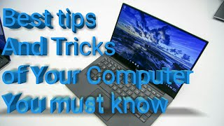 Computerका मजेदार tricks  Amazing tips and tricks of a computer that you must know   Best tricks