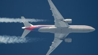Aviation Experts say Malaysian MH370 Possible Missile Strike
