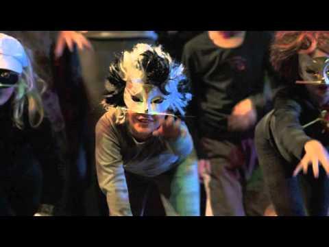 Dans & Theaterschool The Dancefactory video
