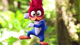WOODY WOODPECKER First 5 Minutes Clip !