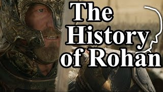History of Rohan - Lore of Hornburg, Hammerhand, Horses and Isengard - LotR Lore - Tolkien's Lore