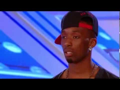 XFACTOR.... HE CAN T BE SERIOUS ...LOL