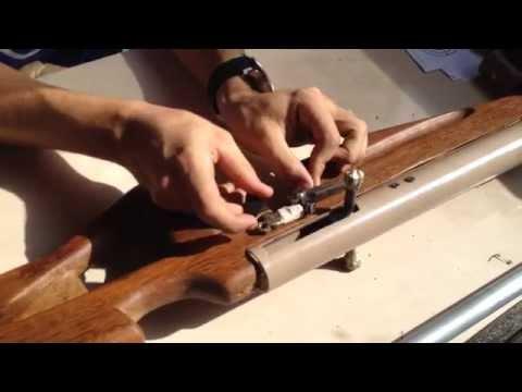 Arma de pressão caseira. tutorial detalhado. Part (03)