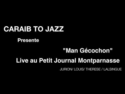 Caraib to Jazz - Man Gécochon