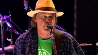 Watch Neil Young Homegrown video