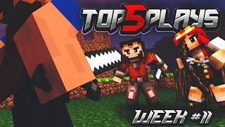 Minecraft PvP: Top 5 Plays of the Week #11
