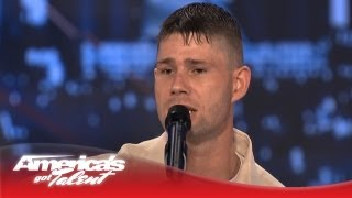 "Jimmy Rose - ""Coal Keeps the Lights On"" Original Song - America's Got Talent 2013"