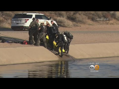 Father Drowns After Rescuing Son In Hesperia Aqueduct