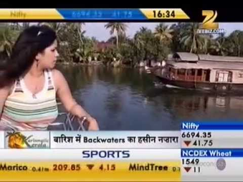 Kerala Tourism _FAM 2014_Zee Business