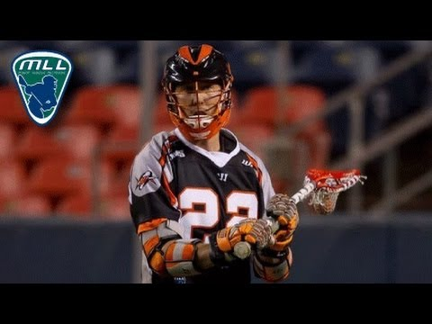 Mark Matthews 2012 MLL Highlights