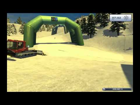 Ski Region Simulator 2012 Polski Gameplay #1
