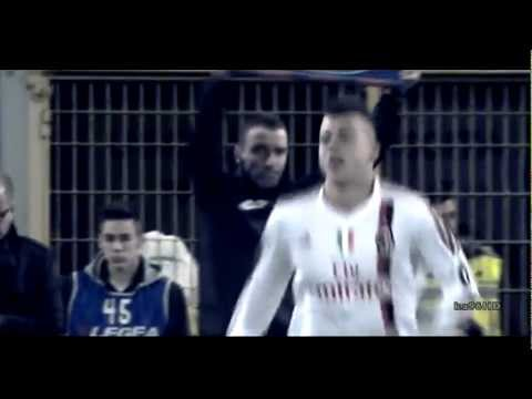 Stephan El Shaarawy - Fade Into Darkness - Goals and Skills 2012