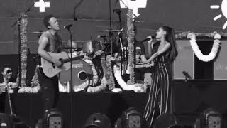 Baixar - Coldplay Feat Ariana Grande Just A Little Bit Of Your Heart At Global Citizen Grátis