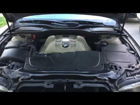 bmw 745li alternator bracket gasket FIX