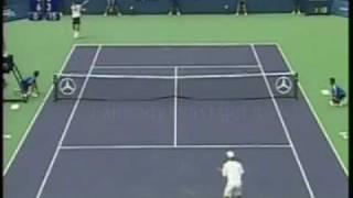 Roger Federer Vs Thomas Johansson