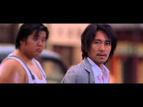 Kung Fu Hustle The Mute Girl Scene