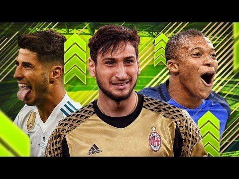 FIFA 18 САМЫЕ ПЕРСПЕКТИВНЫЕ ФУТБОЛИСТЫ 90+