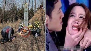 Vợ chết đột ngột, chồng ra mộ vợ ngủ thì nửa đêm thấy bạn thân của vợ ra thắp hương