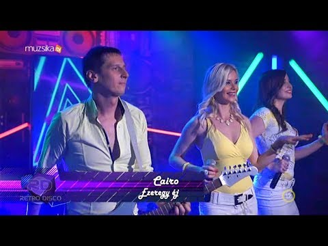 CAIRO - Ezeregy éj (Muzsika TV - Retro Disco)