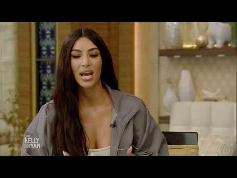 Kim Kardashian Talks About Khloe and Kylie as Moms