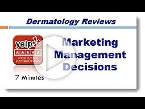 Dermatology Marketing, Reviews, YELP, Advertising, Internet Marketing, Reputation Dermatology