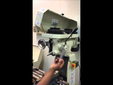 How To Change The Chuck On A Verticle Mill