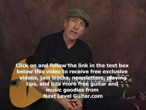 Gypsy Jazz Rhythm Swing Strumming & Chords Guitar Lesson Jazz Manouche