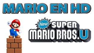 New Super Mario Bros. U - El primer Mario en alta definición (Wii U)