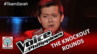"Team Sarah Knockout Rounds:  ""Jar of Hearts"" by Jason Dy (Season 2)"