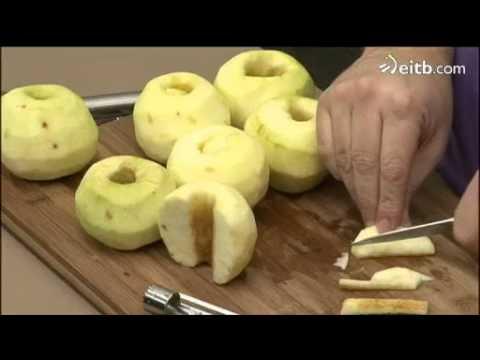 David de Jorge prepara su propia versión de ' Tarta tatín fácil'