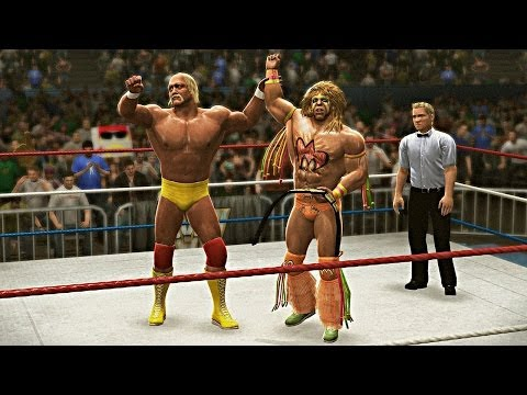 WWE 2K14 - Test / Review (Gameplay) zur Wrestling-Simulation