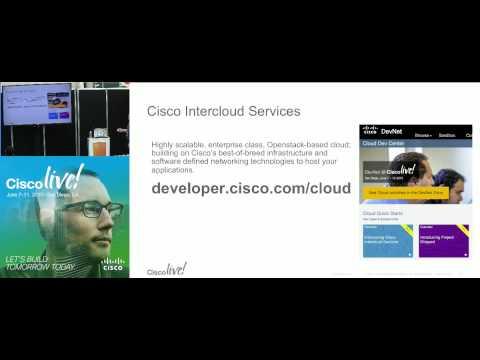 DEVNET 1149 - Leveraging Rapid Development with PaaS on Cisco Cloud