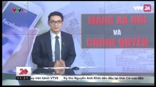 TIÊU ĐIỂM REVIEW: Mạng Xã Hội Và Chính Quyền  - Tin Tức VTV24