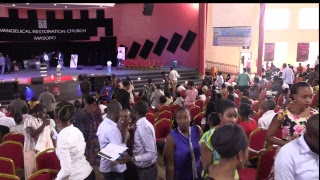 28TH MAY 2017 SUNDAY SECOND SERVICE WITH APOSTLE YOSHUA NDAGIJIMANA MASASU