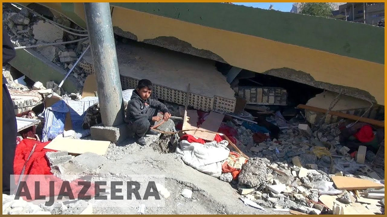 Iraq-Iran quake: Death toll rises to over 400