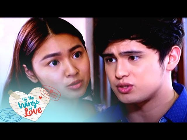 On The Wings Of Love: Clark gets mad