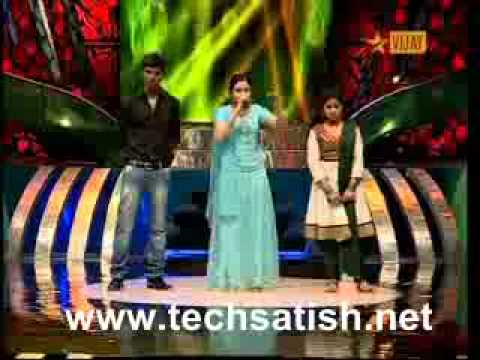 Madhumitha.r (super Singer 3) Minsara Poovae video