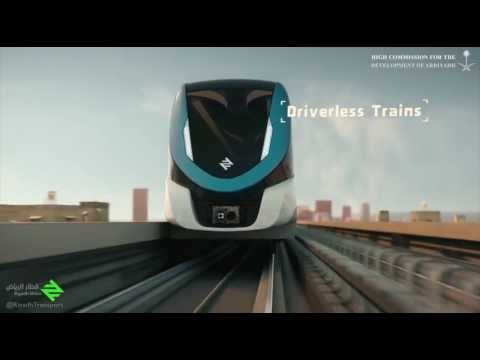Riyadh Public Transport Project (Metro & Buses)