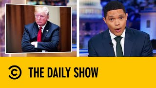 Democrats Launch Impeachment Investigation Into Trump | The Daily Show with Trevor Noah